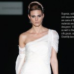 Cibeles Madrid Novia Fashion Week Runway